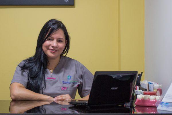 Marjorie dental assistant.